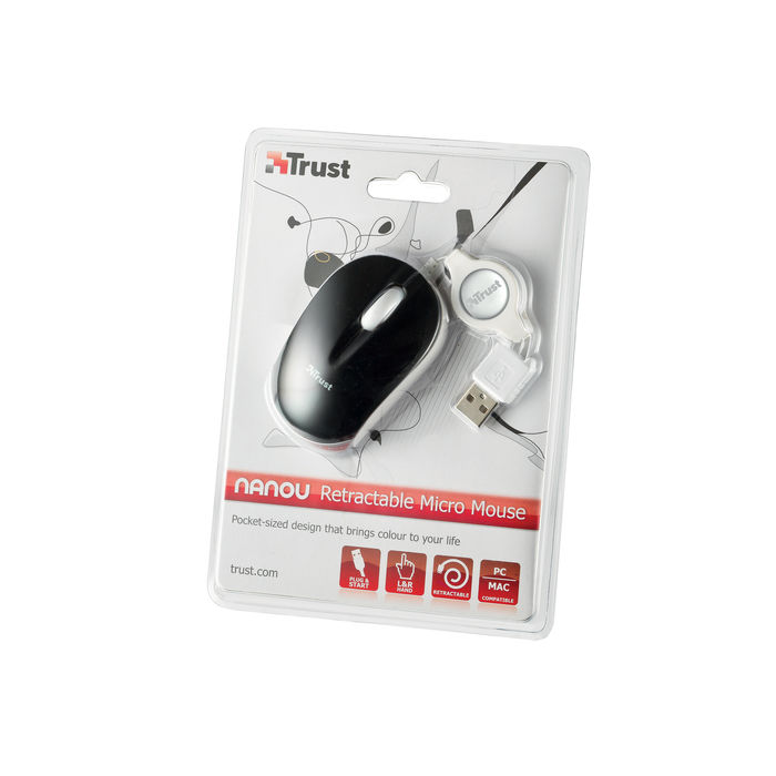 TRUST Nanou Retractable Micro - thumb - MediaWorld.it