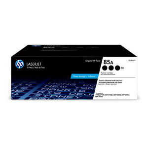 HP 85A Nero cartuccia toner originale LaserJet CE285A - thumb - MediaWorld.it