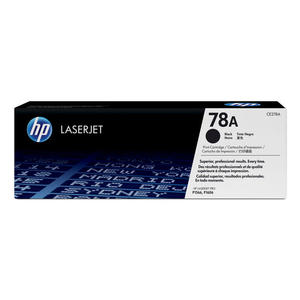 HP 78A Nero cartuccia toner originale LaserJet CE278A - thumb - MediaWorld.it