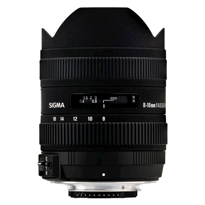 SIGMA 8-16mm f/4.5-5.6 DC HSM AF per Canon 6030807 - thumb - MediaWorld.it