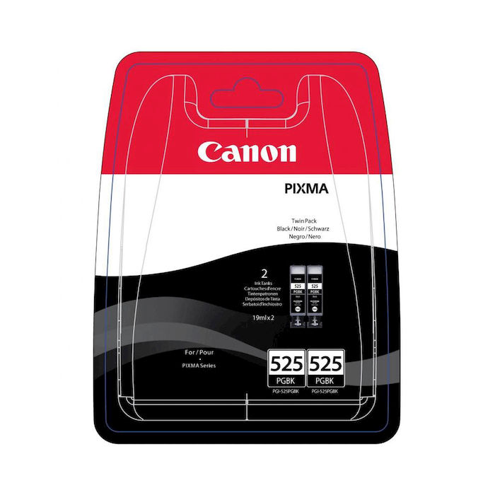 CANON PGI-525BK COMBO PACK - thumb - MediaWorld.it