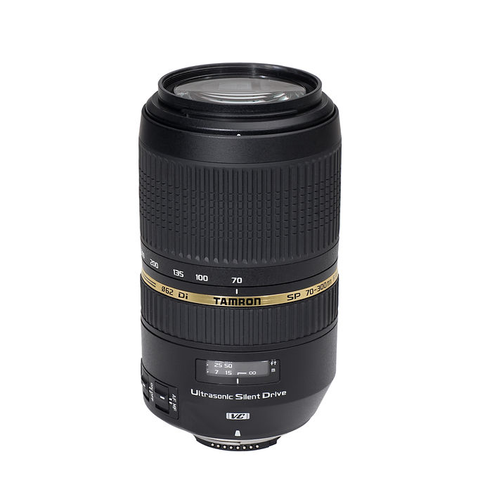TAMRON AF 70-300mm f/4-5,6 Di VC USD per Nikon - thumb - MediaWorld.it