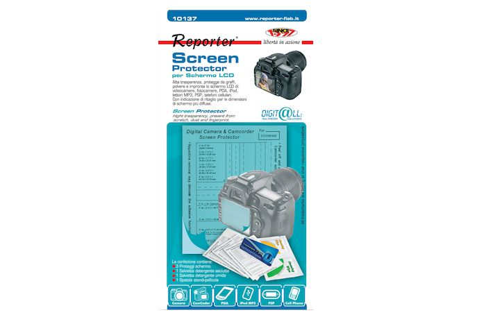 REPORTER Screen Protector 10137 - thumb - MediaWorld.it