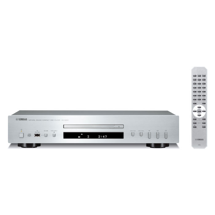 YAMAHA CD-S300 Silver - thumb - MediaWorld.it