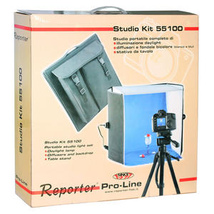 REPORTER Kit studio portatile cod.55100 - MediaWorld.it