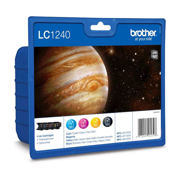 BROTHER LC1240 Value Pack - thumb - MediaWorld.it