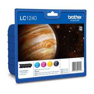 BROTHER LC1240 Value Pack - MediaWorld.it