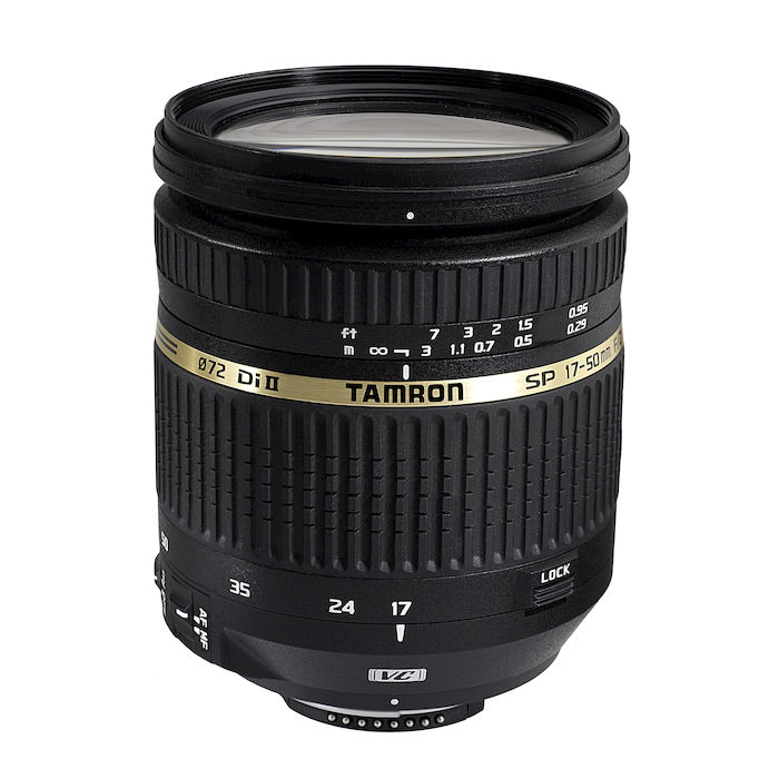 TAMRON 17-50MM F/2,8 per Nikon - PRMG GRADING ONBN - SCONTO 15,00% - thumb - MediaWorld.it