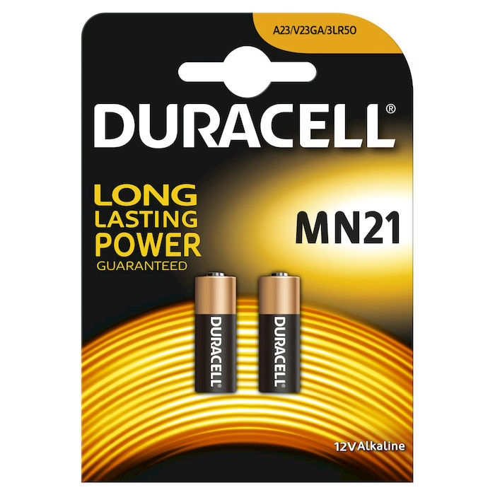 DURACELL Security MN 21 - thumb - MediaWorld.it