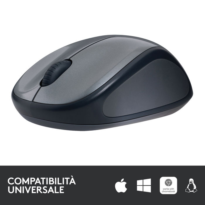 LOGITECH M235 - thumb - MediaWorld.it