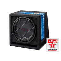 subwoofer per auto ALPINE SBG-844BR su Mediaworld.it