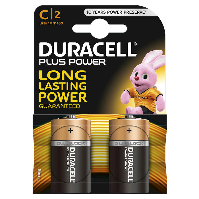 DURACELL PLUS POWER C DURACELL - thumb - MediaWorld.it
