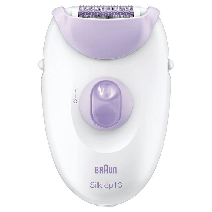 BRAUN Silk-èpil 3 3170 Legs - thumb - MediaWorld.it