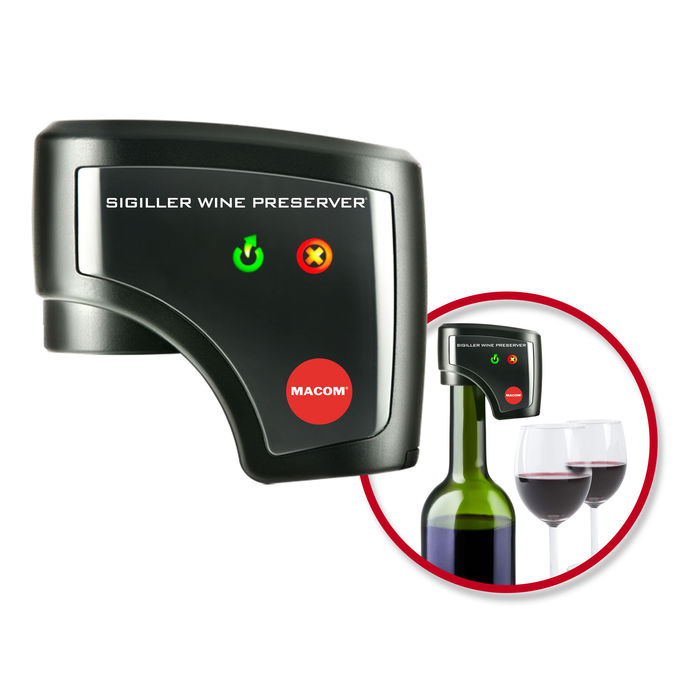 MACOM Sigiller Wine Preserver - thumb - MediaWorld.it