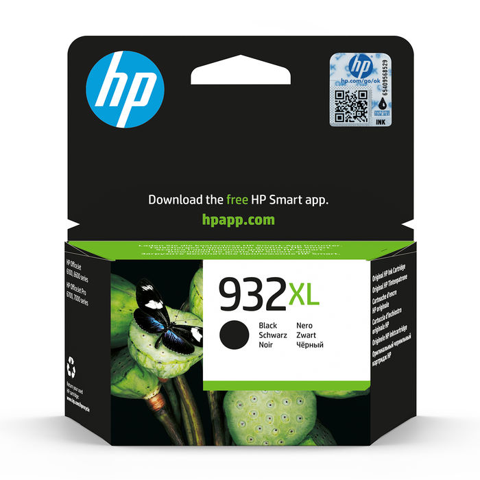 HP 932XL Nero cartuccia d'inchiostro originale XL CN053AE - thumb - MediaWorld.it
