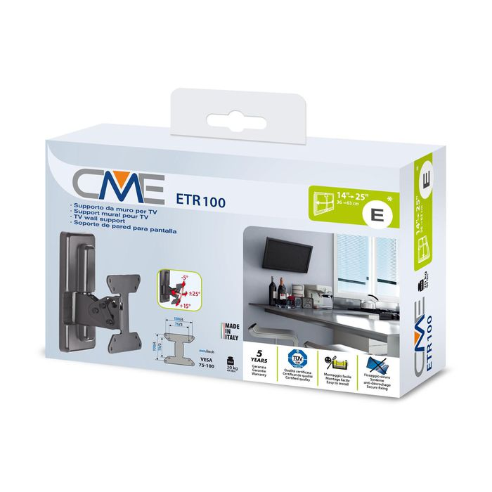 MELICONI Stile ETR100 - thumb - MediaWorld.it