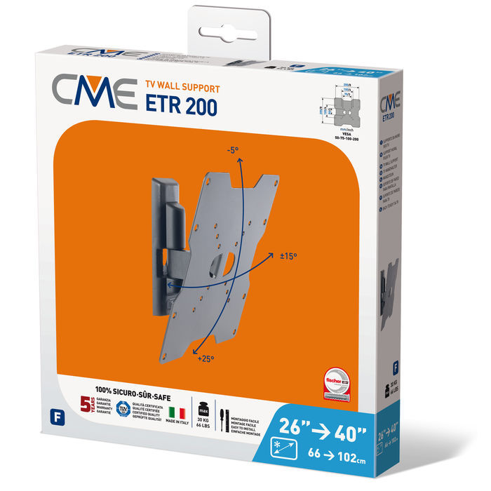 MELICONI CME ETR200 - thumb - MediaWorld.it