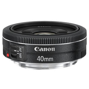 CANON 40mm f/2.8 STM - MediaWorld.it