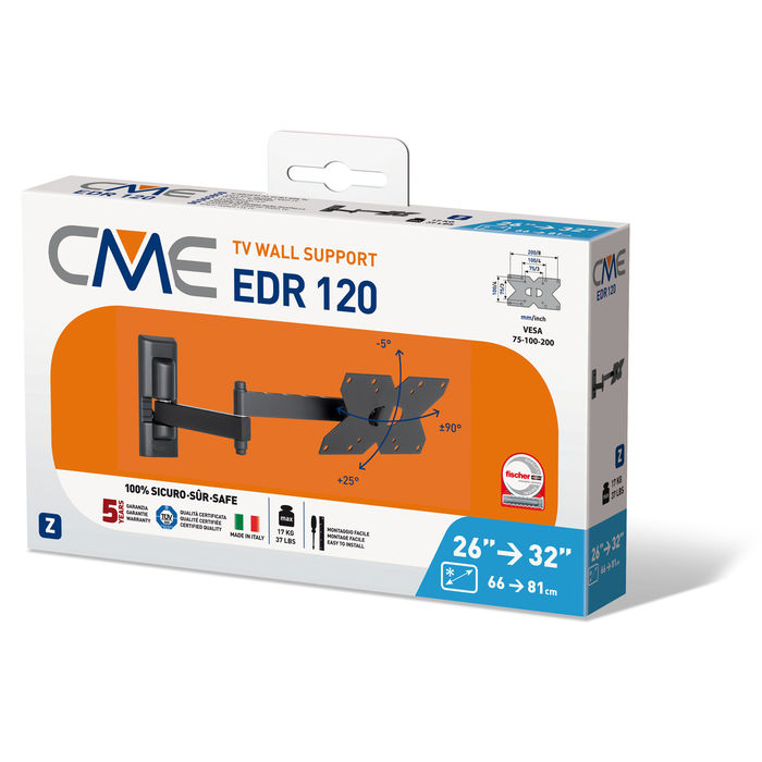 MELICONI CME EDR120 - PRMG GRADING OOCN - SCONTO 20,00% - thumb - MediaWorld.it