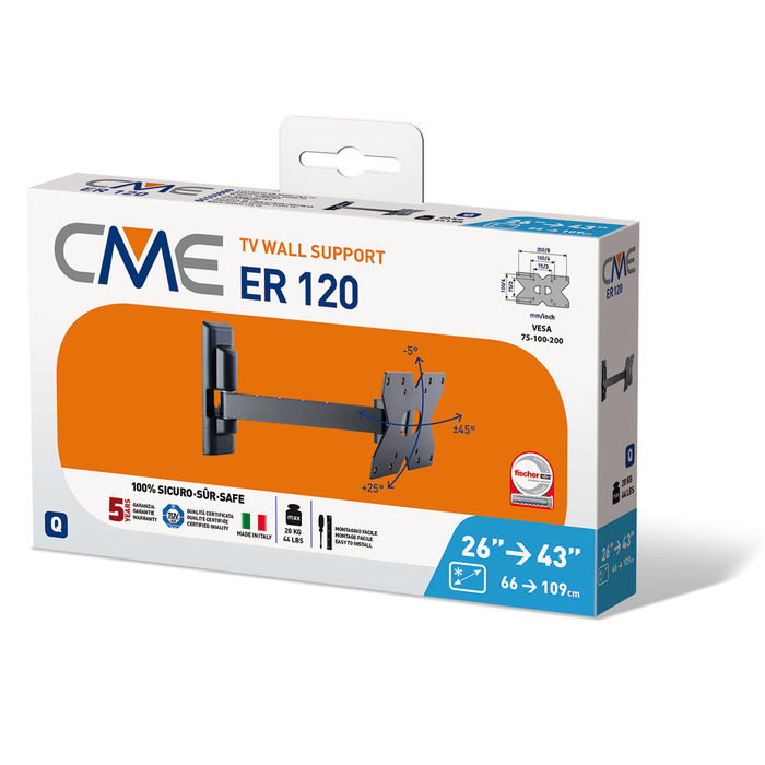 MELICONI CME ER120 - thumb - MediaWorld.it