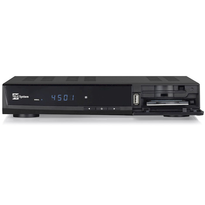 TELESYSTEM TS4501 HD CI+ - PRMG GRADING OOBN - SCONTO 15,00% - thumb - MediaWorld.it