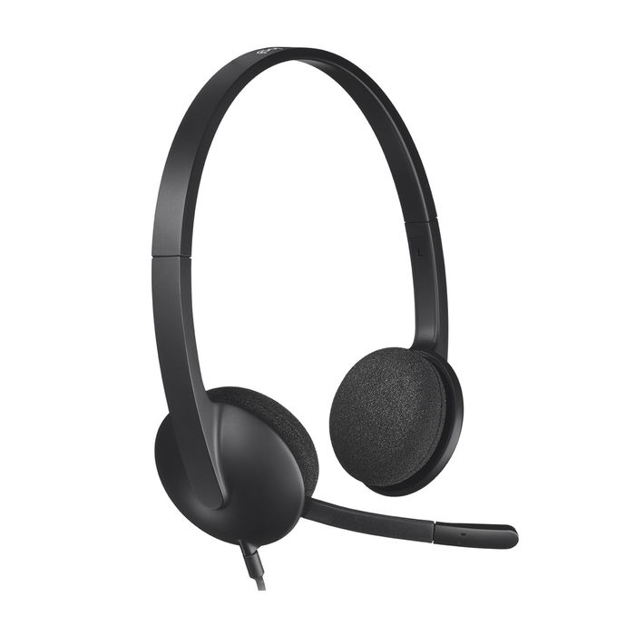 LOGITECH Headset H340 - thumb - MediaWorld.it