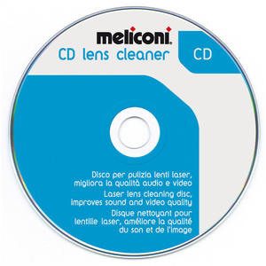 MELICONI CD Lens Cleaner - MediaWorld.it