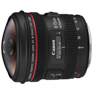 CANON EF 8-15MM F/4L FISHEYE US - MediaWorld.it