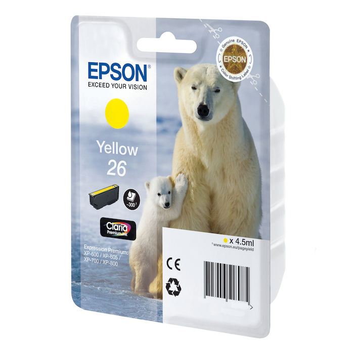 EPSON C13T26144020 - thumb - MediaWorld.it