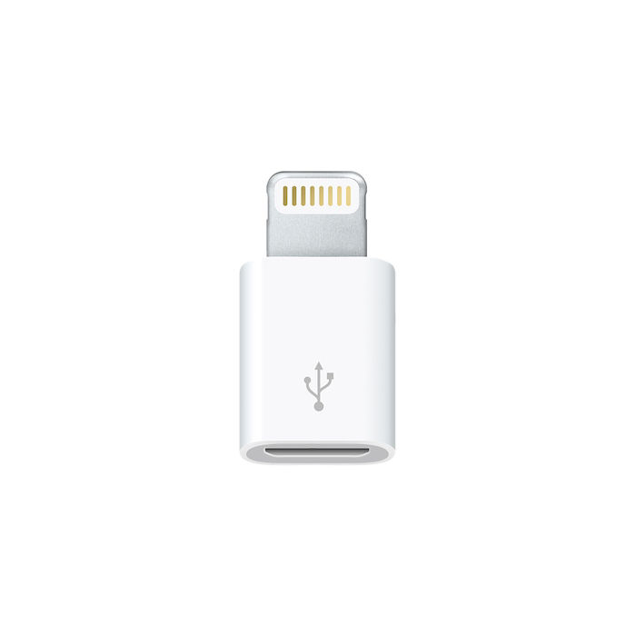 APPLE Adattatore da Lightning a micro USB - PRMG GRADING OOCN - SCONTO 20,00% - thumb - MediaWorld.it