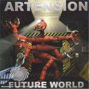 Artension - Future World - CD - thumb - MediaWorld.it