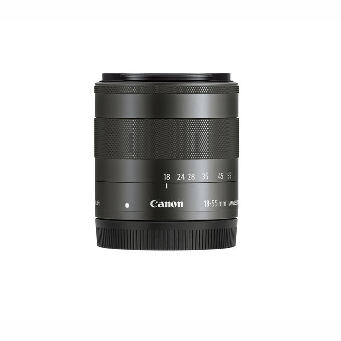 CANON EF-M 18-55mm f/3.5-5.6 IS STM - PRMG GRADING ONBN - SCONTO 15,00% - thumb - MediaWorld.it