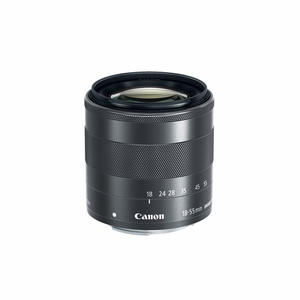CANON EF-M 18-55mm f/3.5-5.6 IS STM - MediaWorld.it