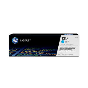 HP 131A Ciano cartuccia toner originale LaserJet CF211A - MediaWorld.it
