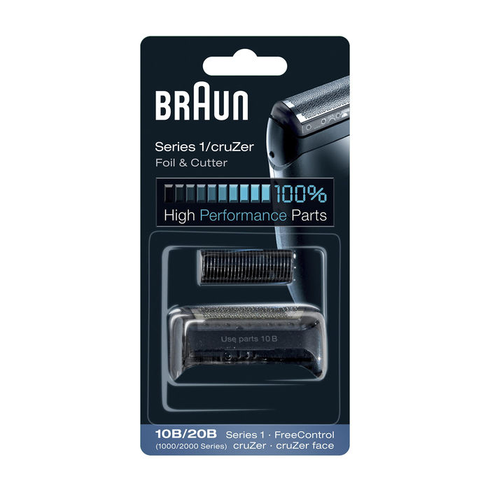 BRAUN Combi 10B Black - thumb - MediaWorld.it