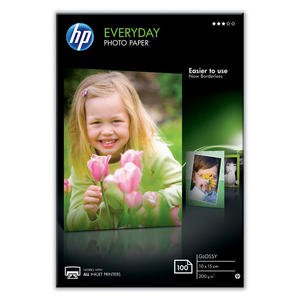 HP EVERYDAY PHOTO PAPER A6