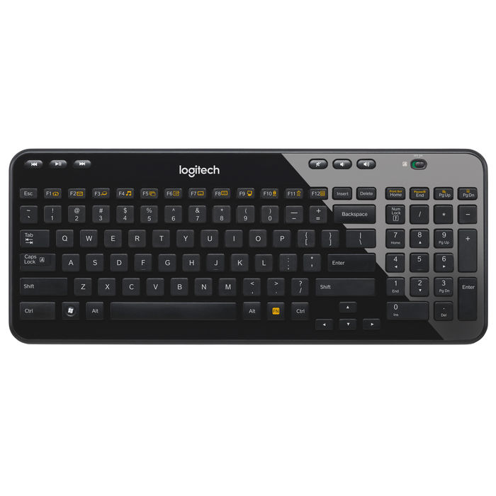 LOGITECH K360 - thumb - MediaWorld.it