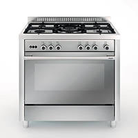 cucina a gas GLEM M965VI su Mediaworld.it