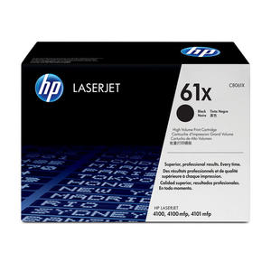 HP Toner 61X Nero - thumb - MediaWorld.it