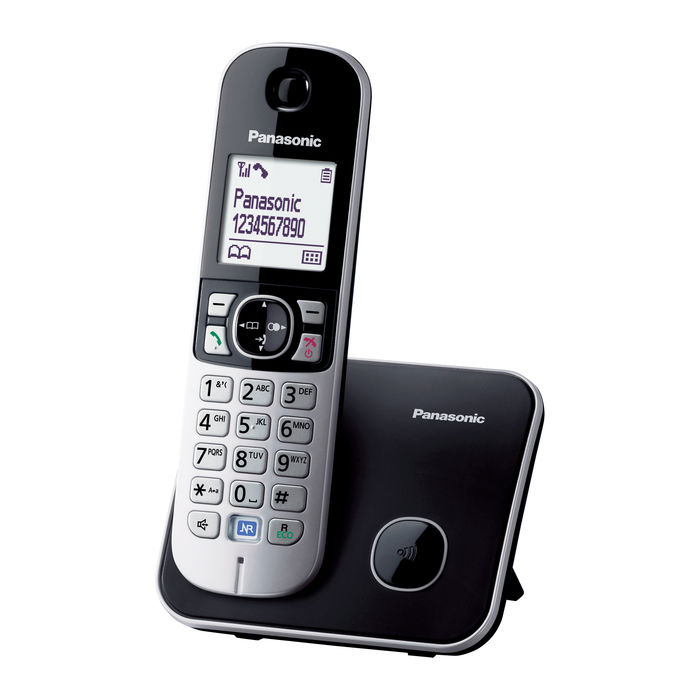 PANASONIC KX-TG6811 Black - PRMG GRADING OOBN - SCONTO 15,00% - thumb - MediaWorld.it