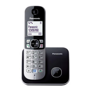 PANASONIC KX-TG6811 Black - MediaWorld.it