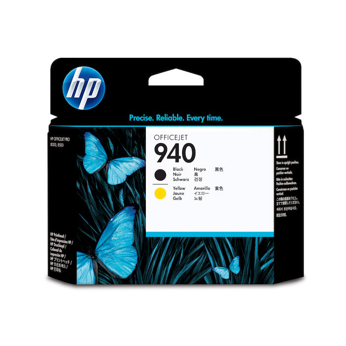 HP 940 Nero, Giallo Value Pack C4900A - thumb - MediaWorld.it