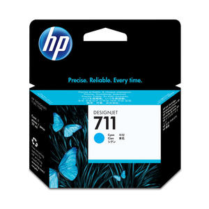 HP INK HP 711 29ML, CIANO - thumb - MediaWorld.it