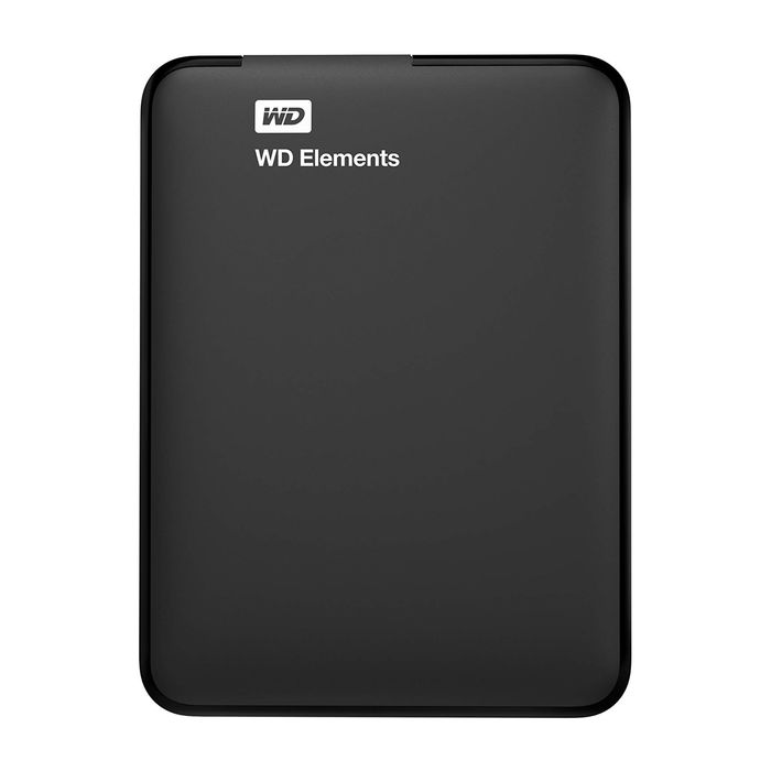 WD Elements 2TB Black - thumb - MediaWorld.it