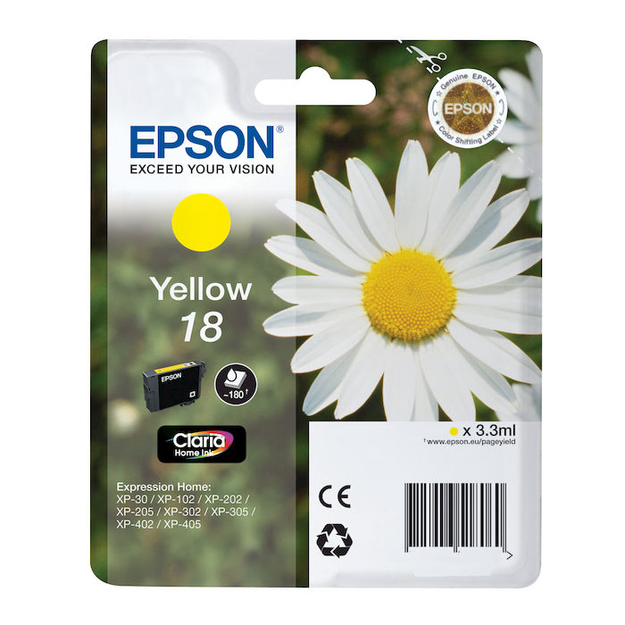 EPSON Margherita 18 Giallo - thumb - MediaWorld.it
