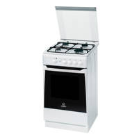cucina a gas INDESIT KN1G2S(W)/I S su Mediaworld.it