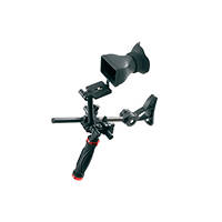 Supporto a spalla per riprese video con fotocamere REPORTER Steady Handle 10201 su Mediaworld.it