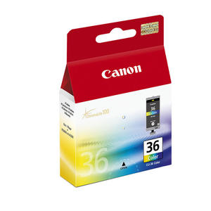 CANON CLI-36 Color - thumb - MediaWorld.it