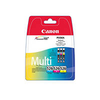 Cartuccia CANON CLI-526 Multipack su Mediaworld.it