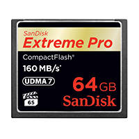 Compact Flash SANDISK Compact Flash Extreme Pro 64GB su Mediaworld.it